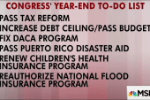 Can Congress accomplish its year-end to-do...