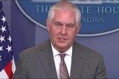 'Tillerson should be removed': former US...