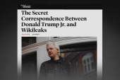 "Julia Ioffe: ""The jig is up for WikiLeaks"""