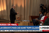 Alan Dershowitz concedes collision may...