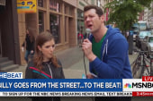 """Billy Eichner plays 'for a dollar' on """"The..."""