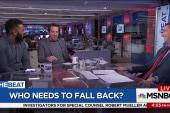 """Ari Melber's important """"fall back"""" nominee..."""