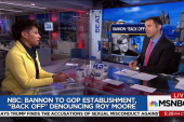 "Bannon to GOP: ""Back off"" Moore!"