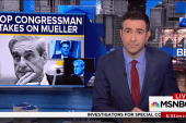 GOP Congressman defends bill on Mueller...