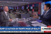 Trump co-author alleges 2 White House...