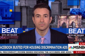 Melber to Zuckerberg: Discrimination is...