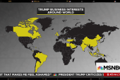 Many Trump deals abroad come with conflicts