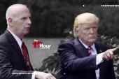 Close Trump confidant questioned by Congress