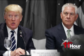 Trump considers replacing Secy. of State...