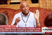 Russell Simmons steps down amid sexual...