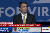 Northam wins Virginia, Murphy wins New Jersey