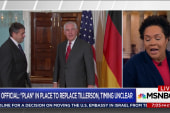 Rexit? New reports say Tillerson out at...