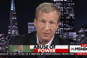Tom Steyer on his campaign to impeach Trump