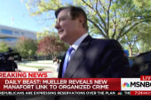 Manafort indictment reveals link to Russia...