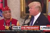 """Trump calls Warren """"Pocahontas"""" at Native..."""
