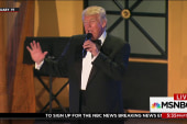 """Former Trump campaign aide: """"He's f---ed"""""""