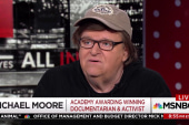 Michael Moore to viewers: You should run...