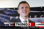 James O'Keefe tried to scam the Washington...