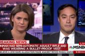 "Rep. Castro: ""tight-knit community"" shaken..."