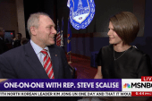 Months after shooting, Scalise shares...