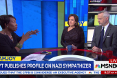 New York Times 'Nazi' profile a symptom of...