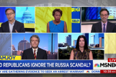 Did Republicans ignore the Russia scandal?