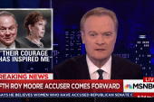 Lawrence on the courage of Roy Moore's...