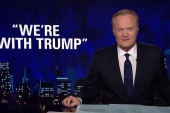 """Lawrence: """"Paul Ryan knows there's a wave..."""