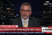 Ex-GOP Rep. Jolly: Judge Roy Moore owes us...