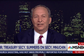 Fmr. Treasury Secretary Summers slams tax...