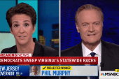 Lawrence and Rachel Maddow on historic...
