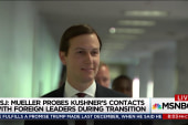 Mueller probing Kushner foreign contacts: WSJ