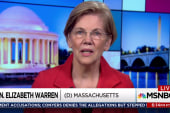 Warren addresses Trump code talker disgrace