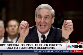Mueller turns eyes to DoJ, asks for documents