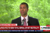 Trump FCC to revoke net neutrality: Politico