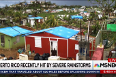 FEMA contractor fails to deliver tarps to PR
