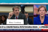 Warren: New CFPB head needs proven record