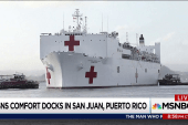 Navy medical ship cuts red tape, docks in PR