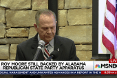 Tide of public opinion turning against Moore