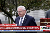 Judge declares mistrial in Menendez...