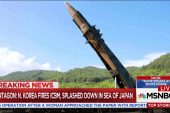 Missile fired by North Korea confirmed to...