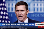 Michael Flynn may be cooperating with...