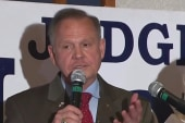 Alabama GOP 'Radio Silent' Over Moore...
