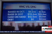 RNC more than doubles DNC fundraising in 2017