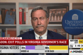 Chuck's Guru of Virginia Politics Breaks...