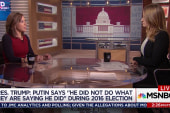 Trump Criticized After Taking Putin's Word...
