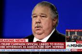 White House confirms Sam Clovis withdraws...