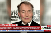 Will Charlie Rose accusations change...