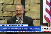Why are people of faith standing by Moore?