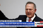 Alabama GOP stands by Roy Moore after RNC...